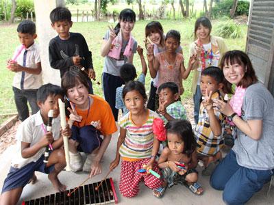 カンボジアインターンシップ